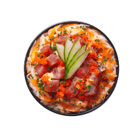 Small bowl spicy tuna